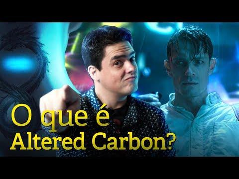 ALTERED CARBON (Série Netflix) 🤔💽 - Entendendo as Regras!   SM Play #90