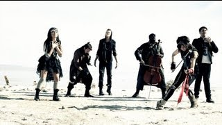 [Official Video] Radioactive - Pentatonix&Lindsey Stirling (Imagine Dragons cover)