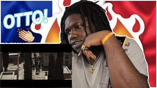 SCH   Otto (Clip Officiel) | FRENCH RAP REACTION