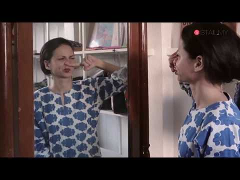 SHARIFAH AMANI SEBAGAI YASMIN AHMAD ❤️ STAIL.MY [Isu Ogos 2018]