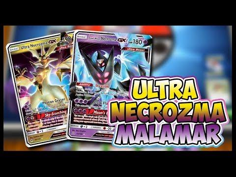 3x Games with Ultra Necrozma GX / Malamar – Pokemon TCG Online Gameplay