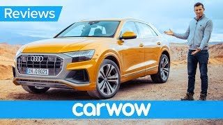New Audi Q8 2019 REVIEW - see why it's better than a BMW X6