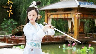 """[EVAN.VN] """"Độc cô thiên hạ"""" Hồ Băng Khanh biến hóa với phong cách mỹ nhân cổ trang ấn tượng"""