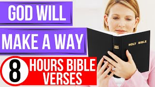God's promises: God will make a way (Encouraging Bible verses for sleep)