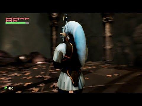 Fiera Deidad en Unreal Engine 4