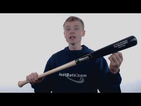 Baum Bat Pro Model Maple Wood Baseball Bat: B271