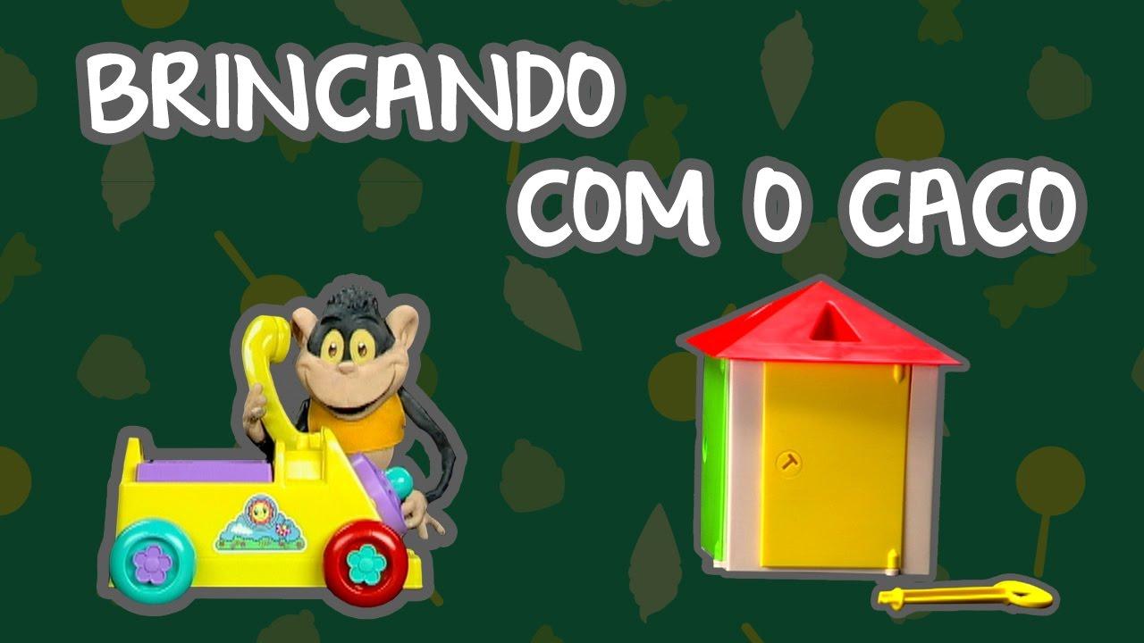 BRINCANDO COM O CACO | BEBÊ MAIS CORES