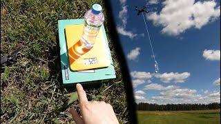 (5) Hubsan H501S, Грузоподъёмность дрона.