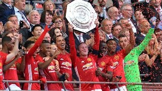 Leicester City FC Vs Manchester United 12  All Goals & Full Highlights Community Shield