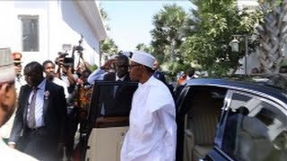 AU asks Gambian President Jammeh to step down - VIDEO