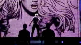 Christina Aguilera - Genie 2.0 & Keeps Gettin' Better - Live Promo Concerts