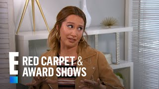 "Ashley Tisdale Cries Proud Tears After Surviving Her ""Symptoms"" 