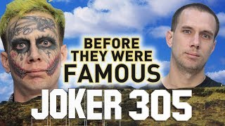 JOKER 305 - Before They Were Famous - White Joker / Lawerence Sullivan