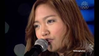 Charice: Breathe Out- Skate For The Heart (HQ)