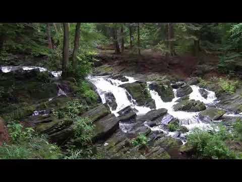 die Selketalwasserfälle
