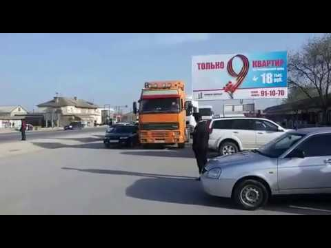 В Дагестане дальнобойщики приостановили акцию протеста