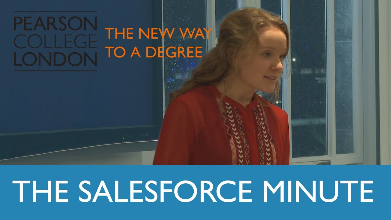 The Salesforce Minute