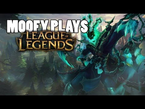 Moofy plays League Of Legends