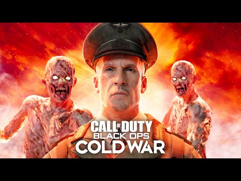 EVERY ZOMBIES EASTER EGG FOUND in the BLACK OPS COLD WAR ALPHA!