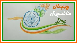 Happy Republic Day Drawing Free Online Videos Best Movies Tv Shows