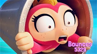 Fingerlings Tales - Bella Runs Fast To Meet Her Hero - Kids Cartoons
