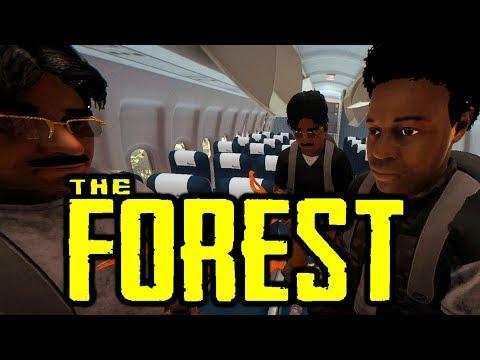 The Forest - Лесной Квартет Четыре Топора! #1