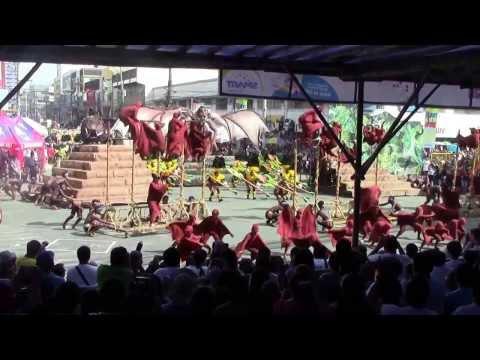 菲律賓舞蹈節 Iloilo Dinagyang Festival