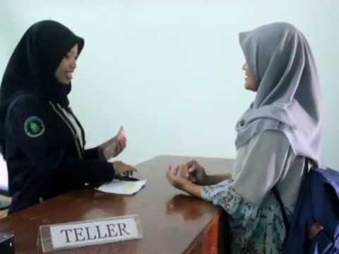 Praktek Transfer Tunai Sesama Bank - S1 PERBANKAN SYARIAH UIN WALISONGO SEMARANG