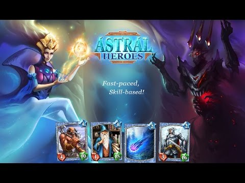 Astral Heroes Trailer thumbnail