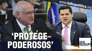 Senador Lasier Martins critica 'PL da Censura