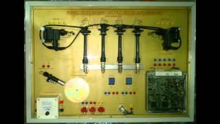 Video Mô hình hệ thống đánh lửa