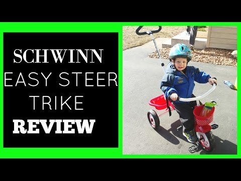 Schwinn Easy Steer Review