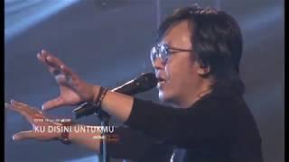 Dewa 19 Reunion Live in Concert Soundelight 2018 - Aku disini untukmu