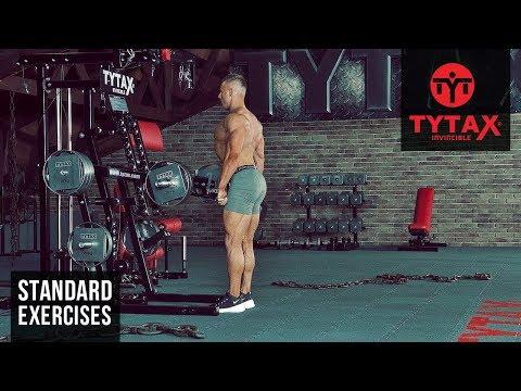 Lever Deadlift | TYTAX® M2