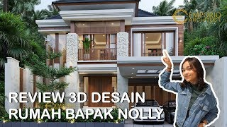 Video Mr. Nolly Villa Bali House 2 Floors Design - Banyuwangi