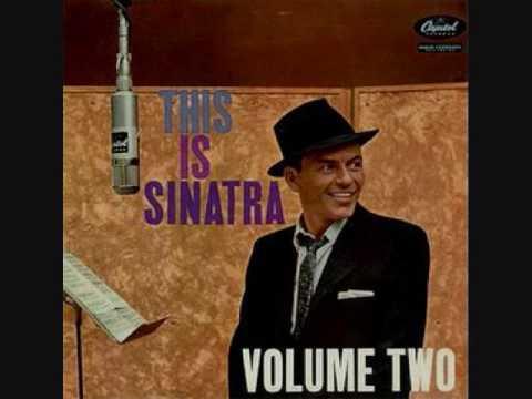 """""""Everybody Loves Somebody""""   Frank Sinatra"""