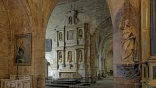 preview picture of video 'église Saint Sauveur Dinan Côtes d'Armor'