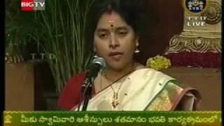 Prof Saraswati Vidyardhi - Anupama Gunaambudhi - Raga Athana