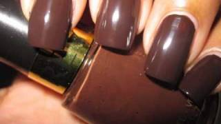 Fall 2010 Nail Polish Trends - UPDATE