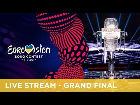 Трансляция финала Евровидения