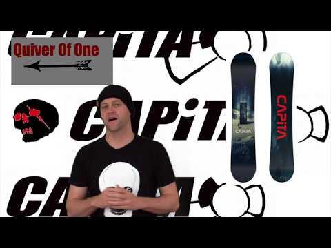 The Capita Mercury Snowboard Review