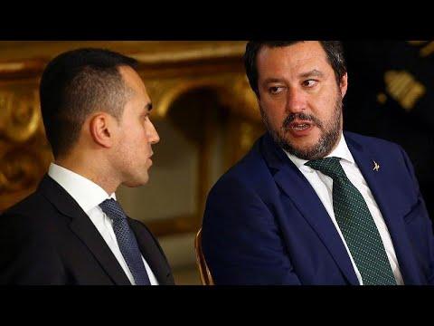 Ιταλία: Τριγμοί στον κυβερνητικό συνασπισμό