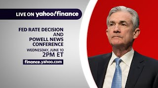 WATCH: Federal Reserve Chairman Jerome Powell speaks to reporters on central bank's latest decision: