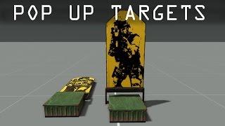 Arma 3 - Control Pop Up Targets - Script