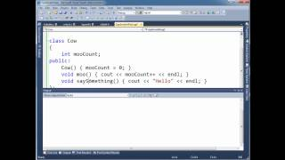 C++ const functions (const correctness)