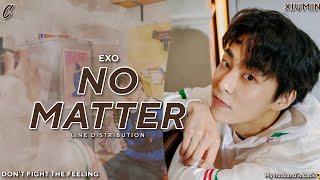 EXO (엑소) - 'No Matter'   Line Distribution