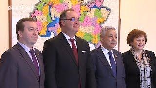 Мухаметшин встретился с новым генконсулом Турции в Казани