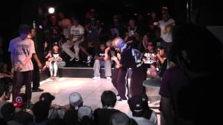 Youki&Kyogo vs RUSH BALL HIPHOP BEST4 WDC JAPAN FINAL