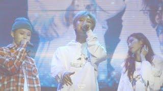 171014 Triple H 'Girl Girl Girl' - Showcase 홍콩 (Pentagon Hui)