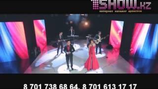AlmaTime Live Band песня Егіз  лебіз avi